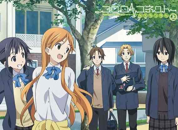 Kokoro Connect (Season 01) (2012) [Eng Sub] Download