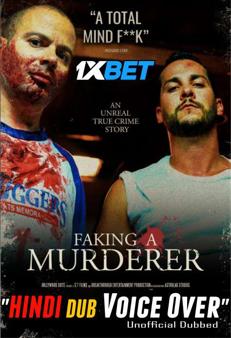 Download Faking A Murderer (2020) Hindi (Voice Over) Dubbed+ English [Dual Audio] WebRip 720p [1XBET] Full Movie Online On 1xcinema.com & KatMovieHD.sk