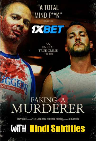 Faking A Murderer (2020) Full Movie [In English] With Hindi Subtitles   WebRip 720p [1XBET]
