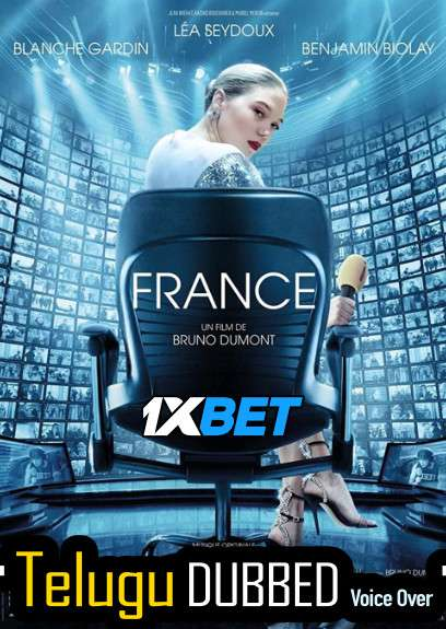 France (2021) Telugu Dubbed (Voice Over) & English [Dual Audio] CAMRip 720p [1XBET]