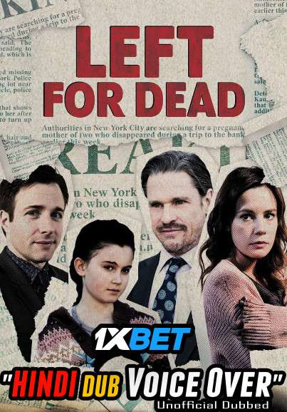 Left for Dead (2018) Hindi (Voice Over) Dubbed+ English [Dual Audio] WebRip 720p [1XBET]