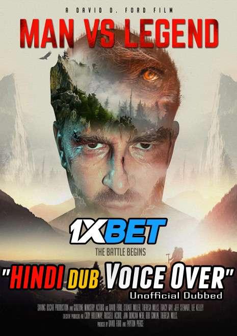 Download Man vs Bigfoot (2021) Hindi (Voice Over) Dubbed+ English [Dual Audio] WebRip 720p [1XBET] Full Movie Online On 1xcinema.com & KatMovieHD.sk