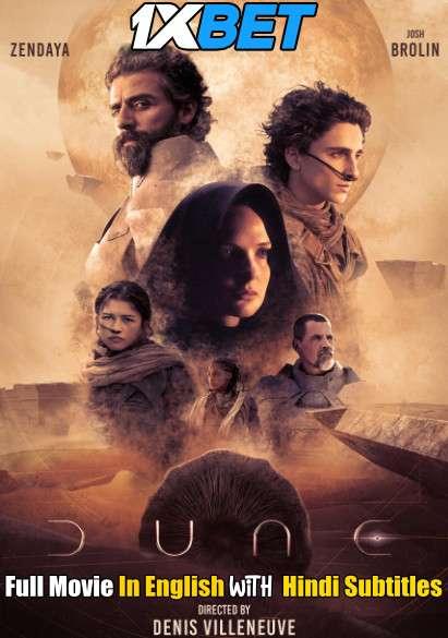 Dune (2021) Full Movie [In English] With Hindi Subtitles | CAMRip 720p [1XBET]