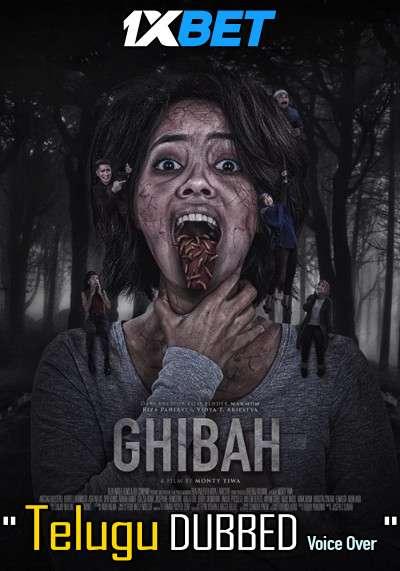 Ghibah (2021) Telugu Dubbed (Voice Over) & English [Dual Audio] WebRip 720p [1XBET]