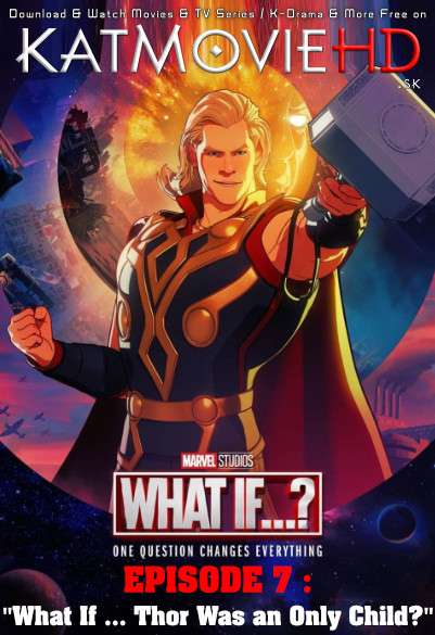 What If…? (Season 1) WEB-DL 1080p 720p 480p [In English + ESubs] [Episode 7 Added !] TV Series