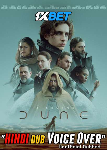 Dune (2021) Hindi (Voice Over) Dubbed+ English [Dual Audio] WebRip 720p HD [1XBET]