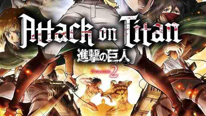 Attack on Titan (Shingeki no Kyojin) (Season 02) (2017) [Eng Sub] Download