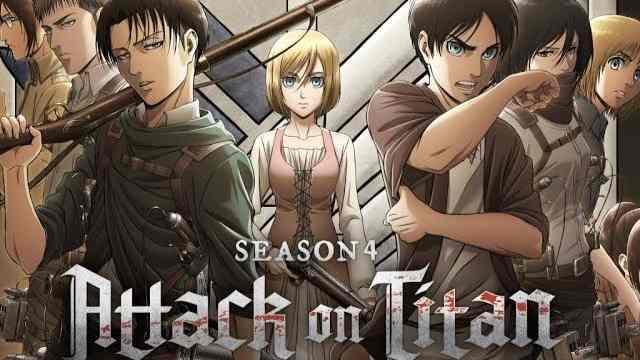 Attack on Titan (Shingeki no Kyojin) (Season 04) (2020) [Eng Sub] Download