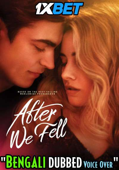 After We Fell (2021) Bengali Dubbed (Voice Over) HDCAM 720p [Full Movie] 1XBET