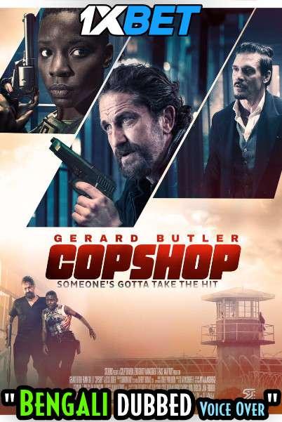 Copshop (2021) Bengali Dubbed (Voice Over) HDCAM 720p [Full Movie] 1XBET