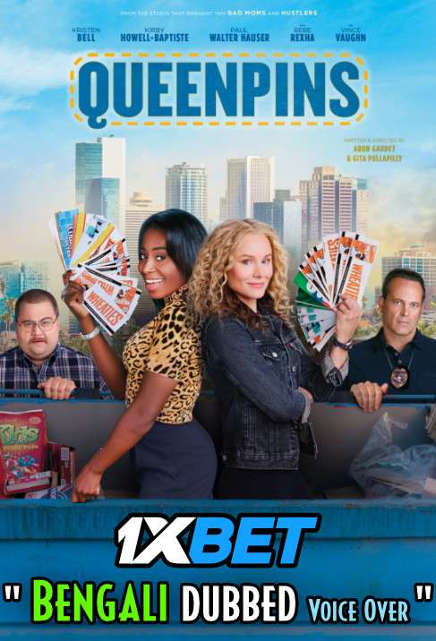 Download Queenpins (2021) Bengali Dubbed (Voice Over) HD 720p [Full Movie] 1XBET FREE on 1XCinema.com & KatMovieHD.sk