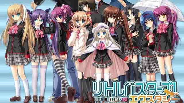 Little Busters-EX (Specials) (2014) [Eng Sub] Download