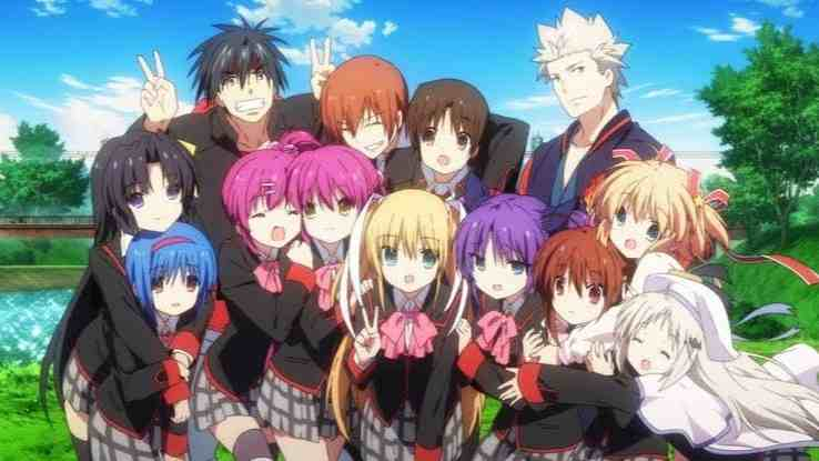 Little Busters-Refrain (Season 02) (2013) [Eng Sub] Download