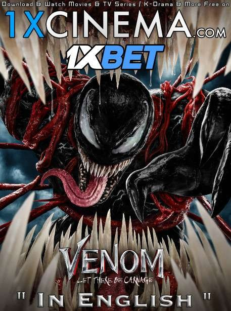 Venom 2: Let There Be Carnage (2021) [In English] CAMRip 720p Full Movie [1XBET]