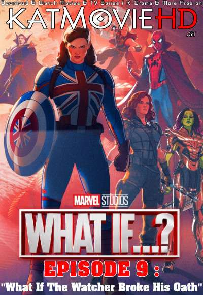 What If…? (Season 1) WEB-DL 1080p 720p 480p [In English + ESubs] [Episode 9 Added !] TV Series