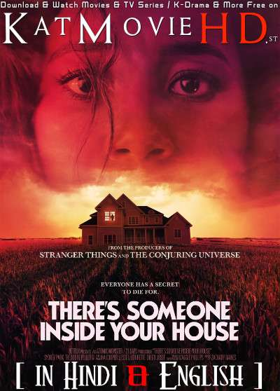 There's Someone Inside Your House (2021) Hindi Dubbed (5.1 DD) [Dual Audio] WEBRip 1080p 720p 480p HD [Netflix Movie]