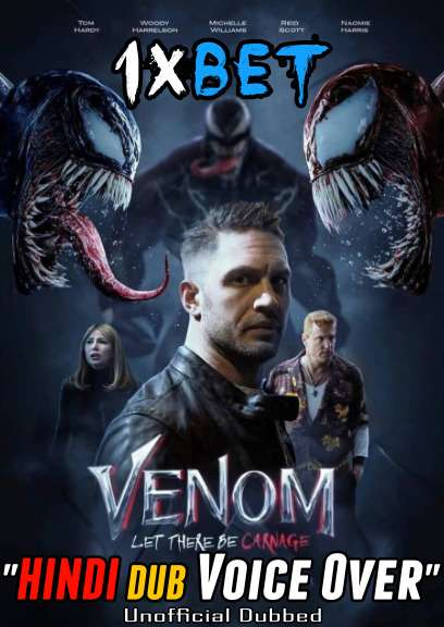 Venom 2: Let There Be Carnage 2021 Hindi Fan Dubbed 720p CAMRip 750MB