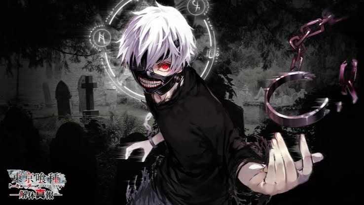 Tokyo Ghoul Season 1 Download [Eng Sub] [Dual Audio]