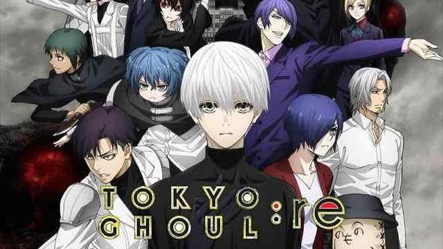 Tokyo Ghoul Season 4 Download [Eng Sub] [Dual Audio]