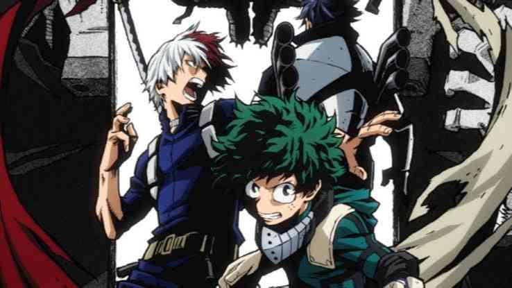 My Hero Academia Season 2 Download Dual Audio Eng Sub