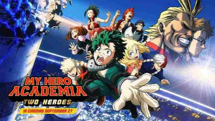 My Hero Academia Two Heroes Movie Download Dual Audio Eng Sub