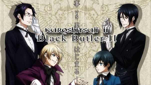 Black Butler Season 2 Download Eng Dub Eng Sub