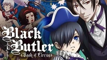 Black Butler Season 3 Download Dual Audio Eng Sub