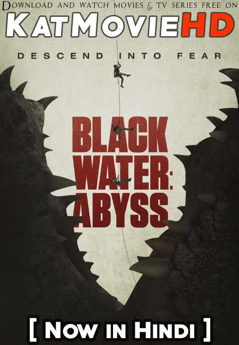 Black Water: Abyss (2020) Hindi Dubbed (ORG) [Dual Audio] Web-DL 1080p 720p 480p HD [Full Movie]