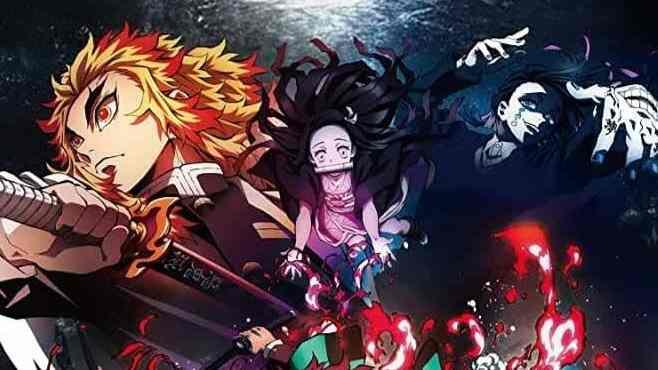 The Demon Slayer Season 2 Mugen Train Arc TV (Kimetsu no Yaiba Mugen Ressha hen) Eng Sub Eng Dub Dual Audio Download