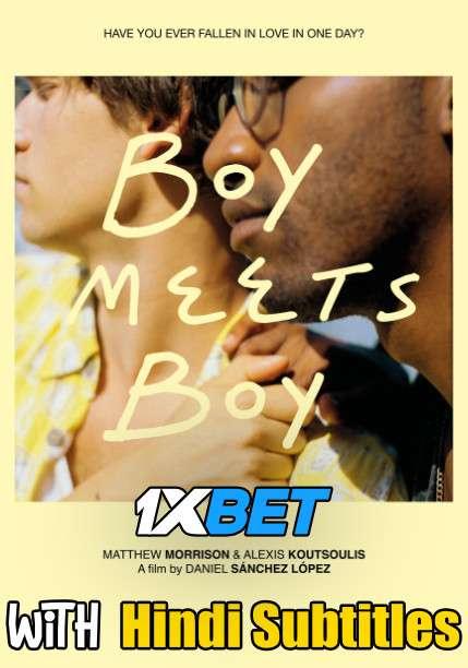 Download Boy Meets Boy (2021) Full Movie [In English] With Hindi Subtitles | WebRip 720p [1XBET] FREE on 1XCinema.com & KatMovieHD.sk