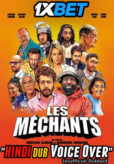 Les méchants (2021) Hindi (Voice Over) Dubbed+ French [Dual Audio] CAMRip 720p [1XBET]