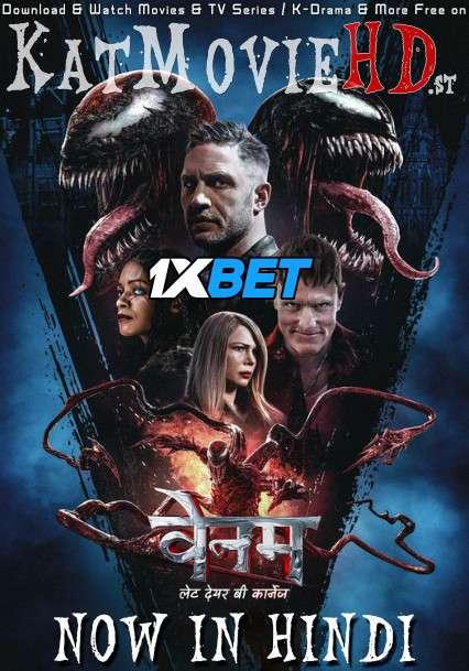 Venom 2: Let There Be Carnage (2021) Dual Audio [Hindi Dubbed & English] HDCAM 1080p 720p & 480p [Full Movie]
