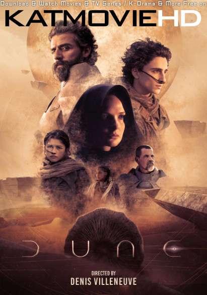 Dune (2021) WEB-DL 480p 720p 1080p [In English 5.1 DD] ESubs (Full Movie)