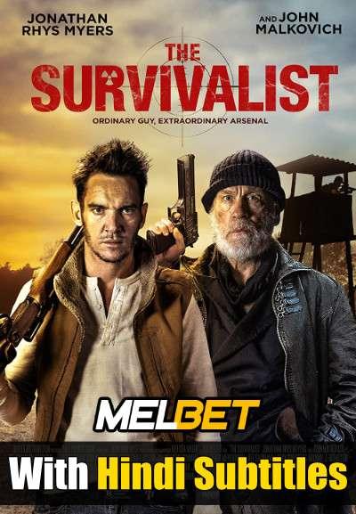 The Survivalist (2021) Full Movie [In English] With Hindi Subtitles | WebRip 720p [MelBET]