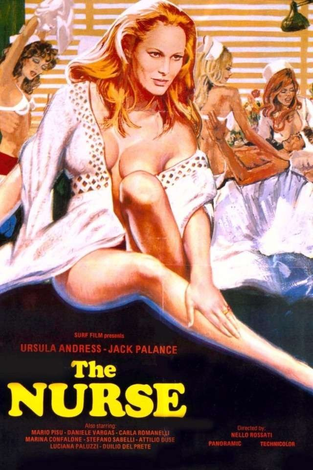 [18+] The Sensuous Nurse (1975) Dual Audio Hindi ORG 300MB WEBRip 480p Full Movie