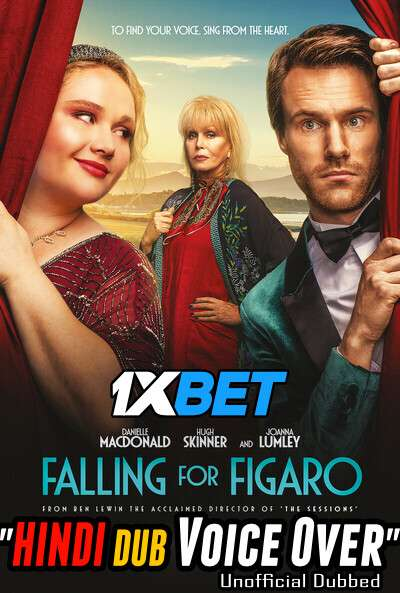Falling for Figaro (2021) Hindi (Voice Over) Dubbed+ English [Dual Audio] WebRip 720p [1XBET]