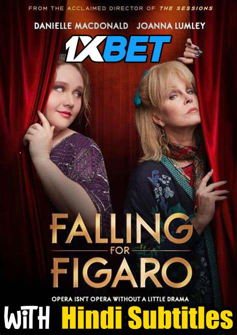 Falling for Figaro (2021) Full Movie [In English] With Hindi Subtitles | WebRip 720p [1XBET]