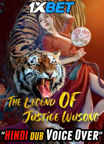 The Legend of Justice WuSong (2021) Dual Audio Hindi 300MB HDRip 480p Download
