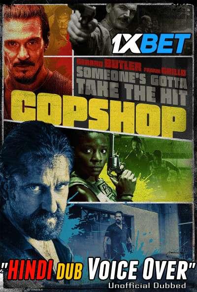 Copshop (2021) Hindi (Voice Over) Dubbed+ English [Dual Audio] WebRip 720p [1XBET]
