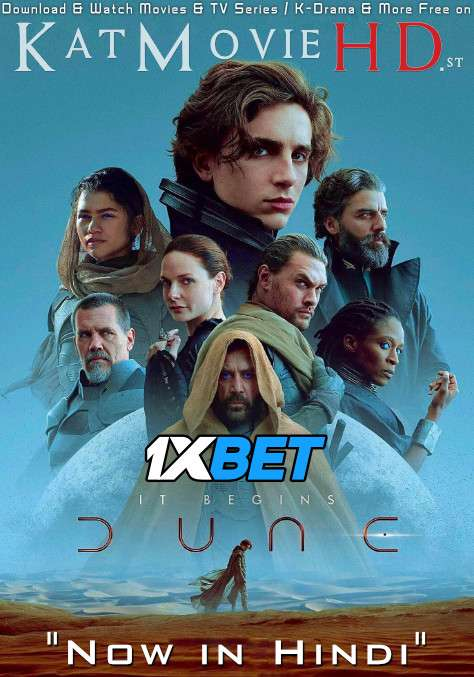 Dune (2021) Hindi Dubbed (CAM Audio) & English (ORG) [Dual Audio] WEB-DL 1080p 720p 480p HD [1XBET]