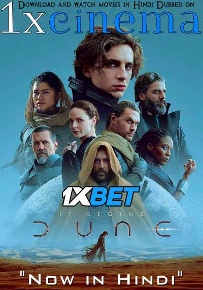 Dune (2021) Dual Audio [Hindi Dubbed (CAM Audio) & English (ORG)] WEB-DL 1080p 720p 480p [HD]