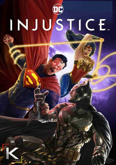 Injustice (2021) Web-DL 480p 720p 1080p [HEVC & x264] [In English 5.1 DD] + ESubs (Full Movie)
