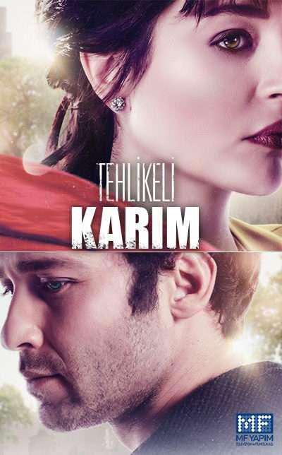My Dangerous Wife: Season 1 (Hindi Dubbed) Web-DL 720p HD | Tehlikeli Karim S01 | All Episode 1-18  [Turkish TV Series]